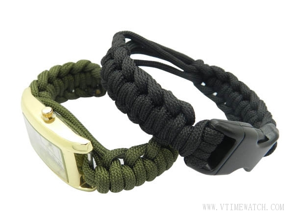 Instructions Of Paracord Bracelet