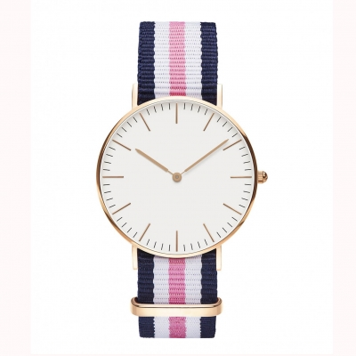 VT-NW1416 Casual nylon band watch
