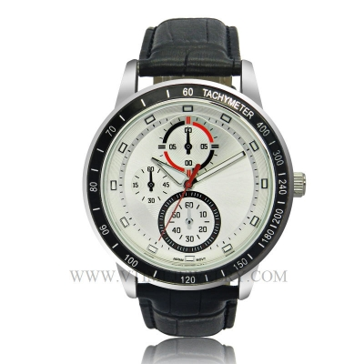 VT-AS3001M Genuine Leather Quality Japan Movt Watch
